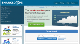Sharkscope (beta) e una valida alternativa Poker Pro Labs